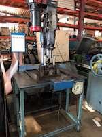 Sugino Selfeeder ESD-WP 24035 Belt Drilling Machine (7614)