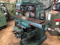 Induma ISO40 Side & Face Milling Machine (6009)