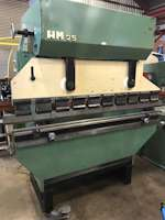 HM25 25/2000 Hydraulic Press Brake (8988)