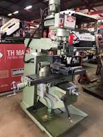 Mitco FE Turret Milling Machine (9173)