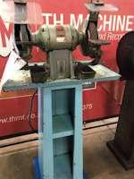 """GMF 8"""" Pedestal Grinder (9209)"""