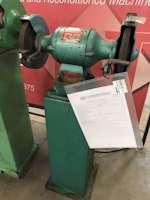 STJYDSK ASL40 Pedestal Grinder (9245)
