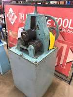 Flat bar rolls Section Bender - Manual Section Bender (9255)