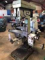 Super Condor 45 TCP Mill & Drill Milling Machine (8969)