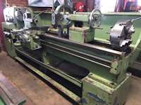 DMTG CD6266B x 2000 Centre Lathe (8850)