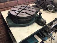 KKK 305mm Horizontal / Vertical Rotary Table (9293)