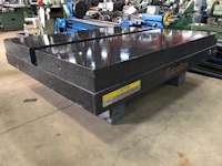 Excellon 2030 x 1885 x 315 Granite Surface Table (9470)