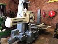 Jens Heinshon BFT80 Horizontal Boring Mill (9502)