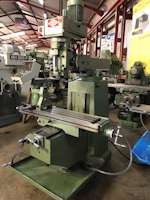 Mitco FE Turret Milling Machine (9237)