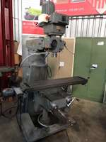 Beaver VB RP Turret Milling Machine (9105)