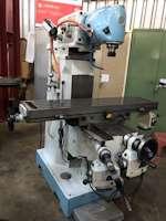 A&S XQ 6226-1 Universal Milling Machine (9627)