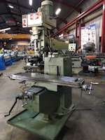 Mitco FE Turret Milling Machine (9236)