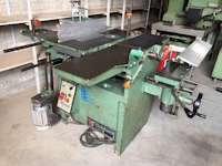 Robland K260 Combination Woodworking Machine (9662)