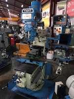 THMT 3VM Turret Milling Machine (9651)