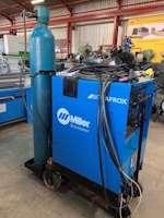 Miller Syncrowave 250DX ACDC Tig Welding Machine (9751)