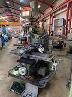 King Rich KR-V3000 Turret Milling Machine (9749)