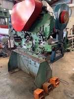 Mubea KBL 45-20 Optima B Mechanical Cropper (6185)