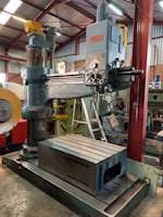 Archdale 1700 Radial-Arm Drilling Machine (9778)