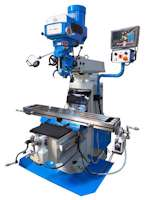 THMT 3VM Turret Milling Machine (211)
