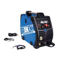 Tradeweld EWM0134-I GENX MIG2200S Digital Inverter Multi-Process Welding Machine (9909)
