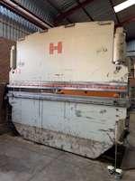 Heli 100/4000 Hydraulic Press Brake (9770)