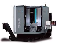 Hurco SRTi / SWi / DCX5Si / VMXUi / VCXi / VTXi Series Vertical CNC Machining Centre (10012)