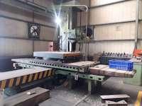 Giddings & Lewis Fraser 80DP130T Horizontal Boring Mill (10315)
