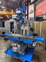 5VSLB Turret Milling Machine (9854)