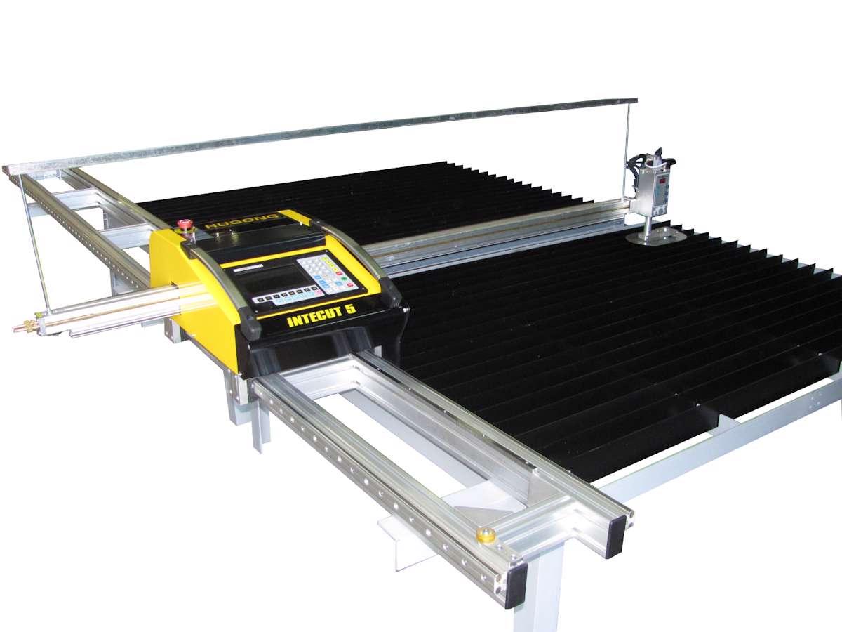 HG Hugong Intecut 3 - 1500x3000 CNC Plasma Machine (5485)