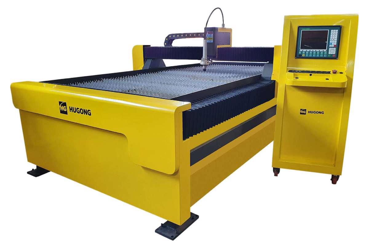 HG Hugong Intecut-HT CNC Plasma Machine (6533)