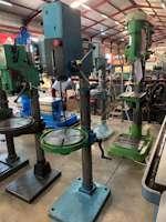 KEF Motor MT3 Geared Head Drilling Machine (9946)