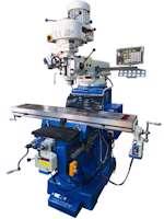 THMT X6325 Turret Milling Machine (11102)