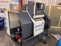 Efamatic GT-20 Flat Bed CNC Turning Centre (11260)