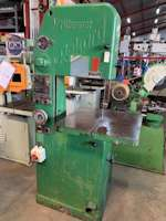 Mossner Rekord SSF 420 Vertical Band Saw (11372)