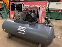 Atlas Copco 500L Piston Compressor (11376)