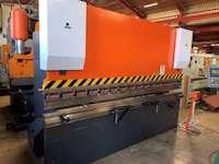 ACL WA67Y 80 Ton x 3200 Hydraulic Press Brake (11381)