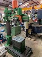 Arboga ER830 Radial-Arm Drilling Machine (11209)