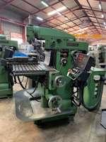 Deckel FP3 Toolroom Milling Machine (11636)