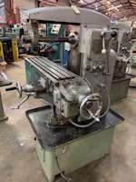 Harrison 775/207 Side & Face Milling Machine (11403)