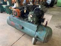 Ingersoll Rand Type 30 Piston Compressor (10941)